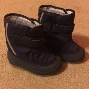 EUC L.LBean Snow Boots